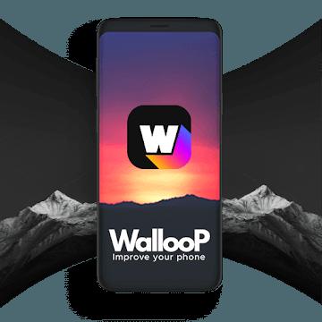 Live Wallpapers 4K, Lock Screen, Ringtones WALLOOP Apk - Go Apk Files